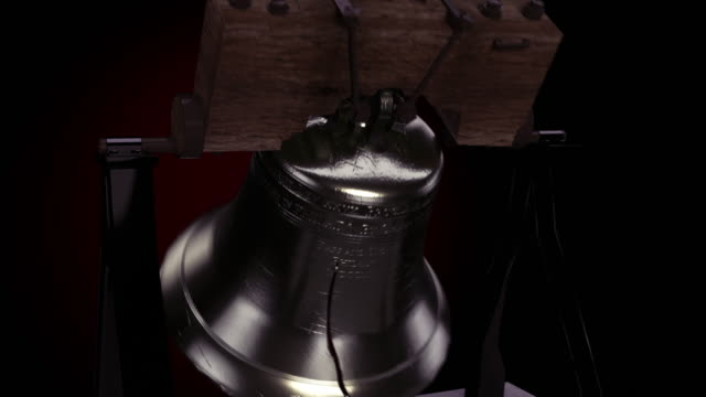 Large Bell of Liberty Ringing video