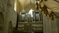 Large Church Pipe Organ video