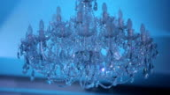 large expensive chandeliers video