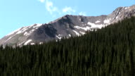 Large Mountain and Forest video