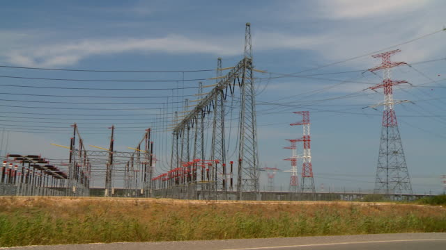 Large power station video