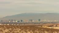 Las Vegas 4K timelapse video