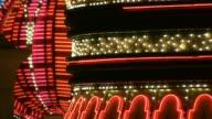Las Vegas Casino Blinking Lights video