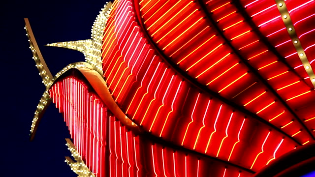 Las Vegas Casino Lights video