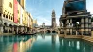 Las Vegas Gondola Time Lapse video