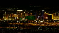 Las Vegas Night timelapse video
