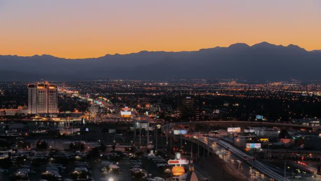 Las Vegas Panorama video