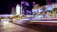 Las Vegas Strip Timelapse video
