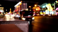 Las Vegas Traffic video