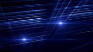 Laser grid video