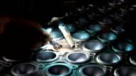 Laser welding machine video