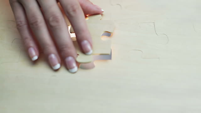Last piece of puzzle video