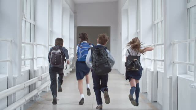 Late for School video