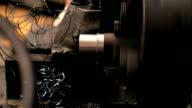 Lathe machine video