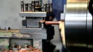 CNC Lathe video