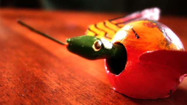 Latin American Mexican Craft Alebrije video
