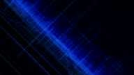 lattice blue city (loopable),(HD 1080) video