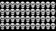 Laughing Skulls video