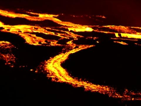 lava in the night 2 video
