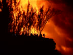 lava/ocean : photographs want the scoop ! video