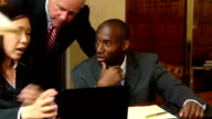 Lawyers Prepare for Trial - verC video