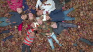 Laying in the Leaves video