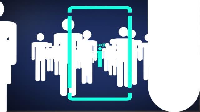 Leader blue video