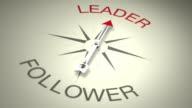 Leader Versus Follower video