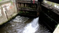 Leaky lock gates video