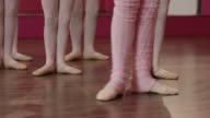 Learning Ballet video