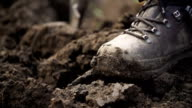 SLOW MOTION: Leather Boot video