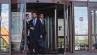 Leaving Business Center video