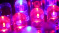 led Floodlights flashing video