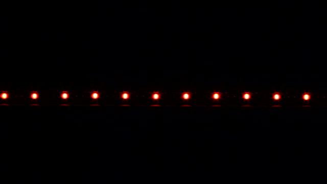 led panel video