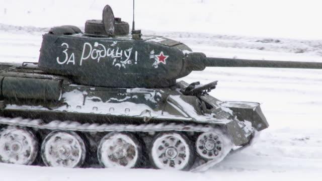 Legendary Russian Tanks T34 video