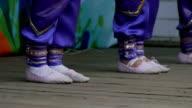 legs dancing girls teens slow motion video video
