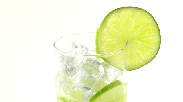 Lemon soda video