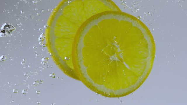 lemons in water video