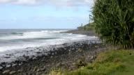 Lennox Head Surf Coastline video