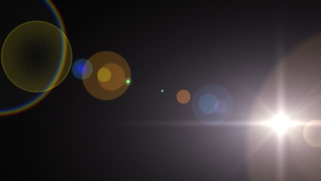 Lens Flare Light (HD 1080 ORIGINAL) video