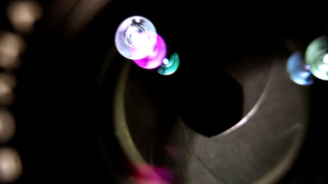 Lens Shutter video
