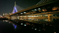 Leonard P. Zakim Bunker Hill Bridge video
