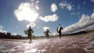 Let's Go Surf! video