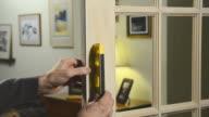 leveling door video