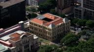 Liberty Square, Belo Horizonte - Aerial View - Minas Gerais, Belo Horizonte, Brazil video