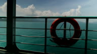 Life Buoy on the ferry video