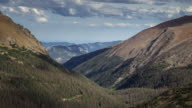 Life Zones of the Rocky Mountains - Time Lapse video