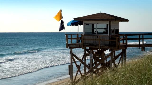 Lifeguard house video