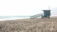 HD: Lifeguard tower video