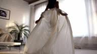 Lifestyle Morning curtains    LI video